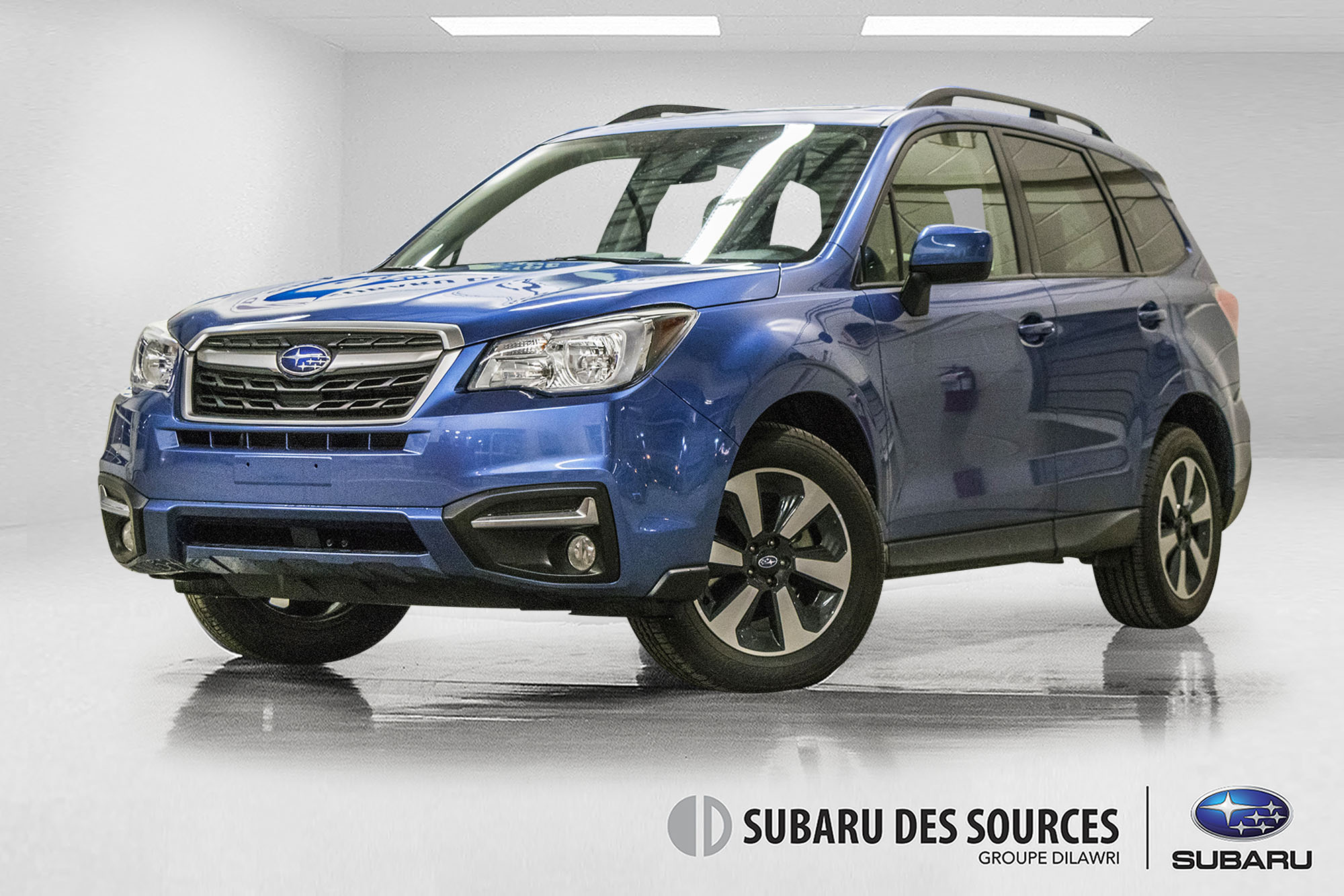 2018 Subaru Forester 2.5i Touring Toit ouvrant Mag Cam.recul SUV