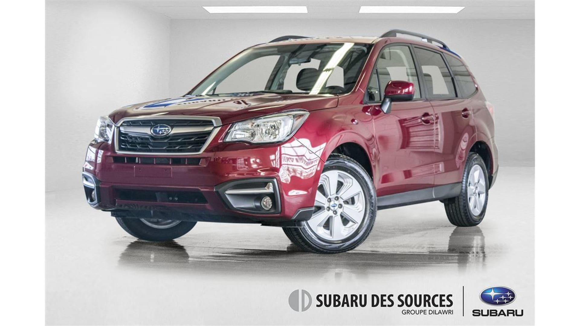 2018 Subaru Forester 2.5i Convenience Sieges chauffants Mag Cam.recul SUV