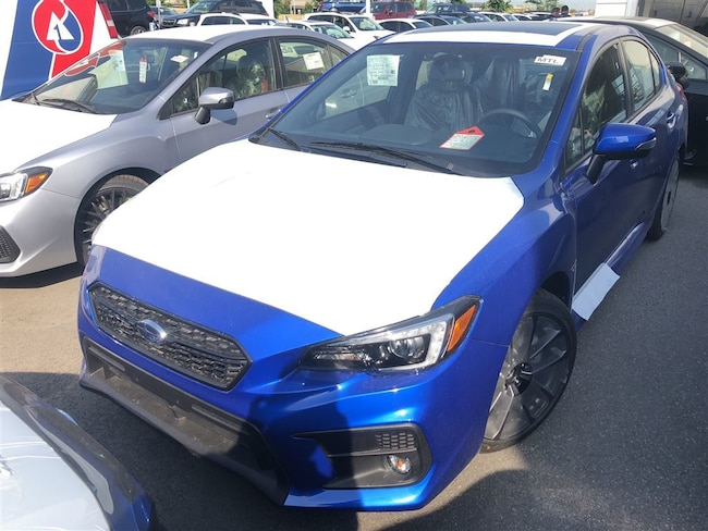 2019 Subaru WRX 4P WRX SPORT TECH MAN Sedan