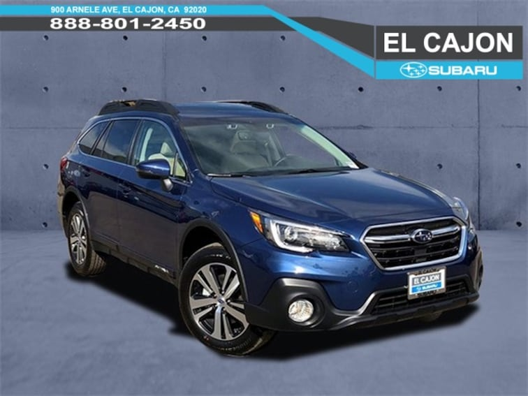 New 2019 Subaru Outback 3 6r Limited For Sale San Diego