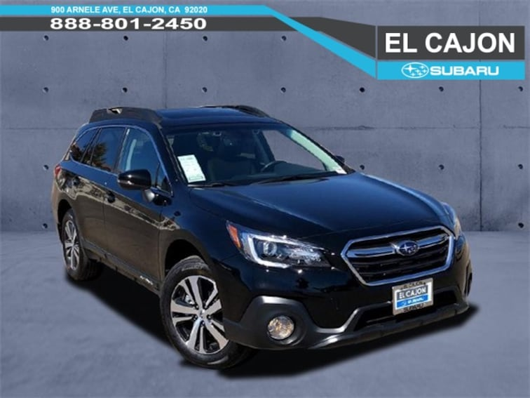 New 2019 Subaru Outback 2.5i Limited SUV near San Diego, CA