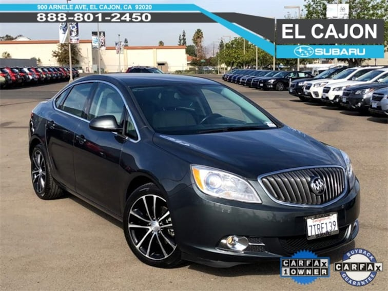 Used 2017 Buick Verano Sport Touring For Sale San Diego