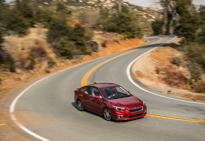 2018 Subaru Impreza Sedan in Kearny Mesa