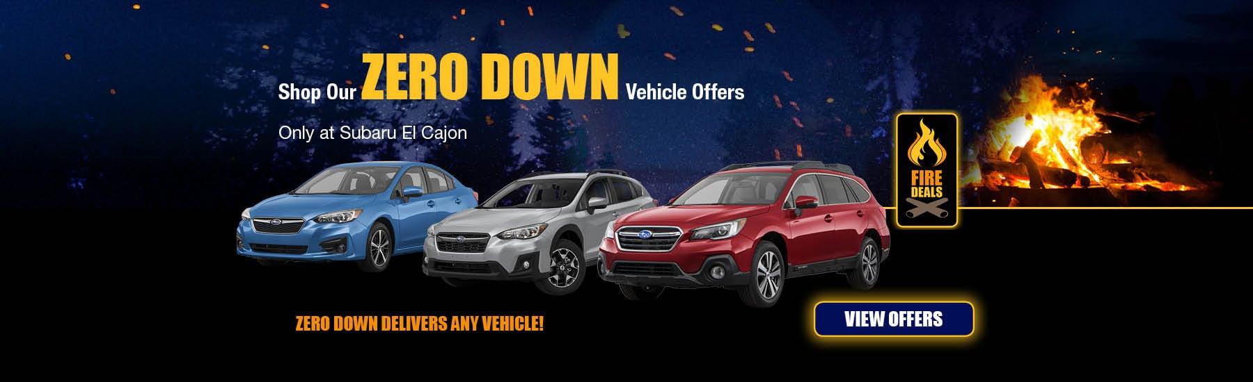 El Cajon Subaru >> Subaru El Cajon Greater San Diego Subaru Dealer