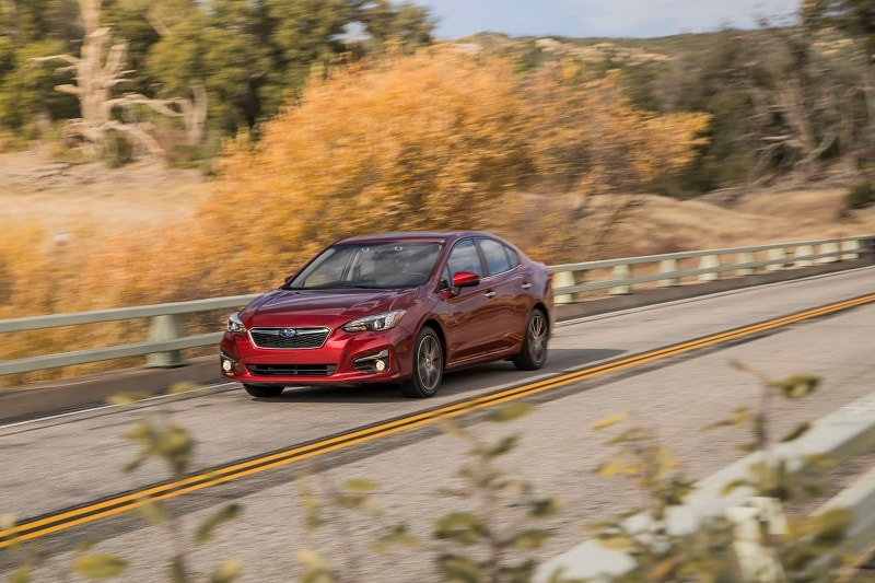 2018 Subaru Impreza Sedan For Sale in Kearny Mesa