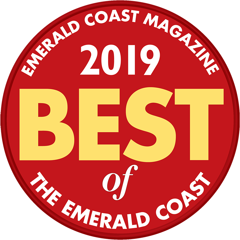 2019 Best of The Emerald Coast Award
