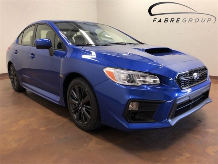 New 2019 Subaru WRX Sedan JF1VA1A69K9815393 for sale in Baton Rouge