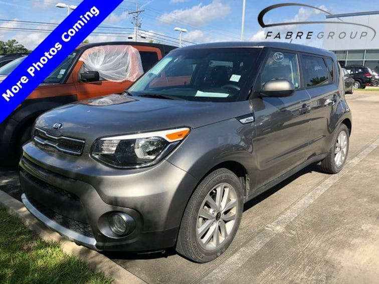 Used 2018 Kia Soul Plus Hatchback for sale in Baton Rouge