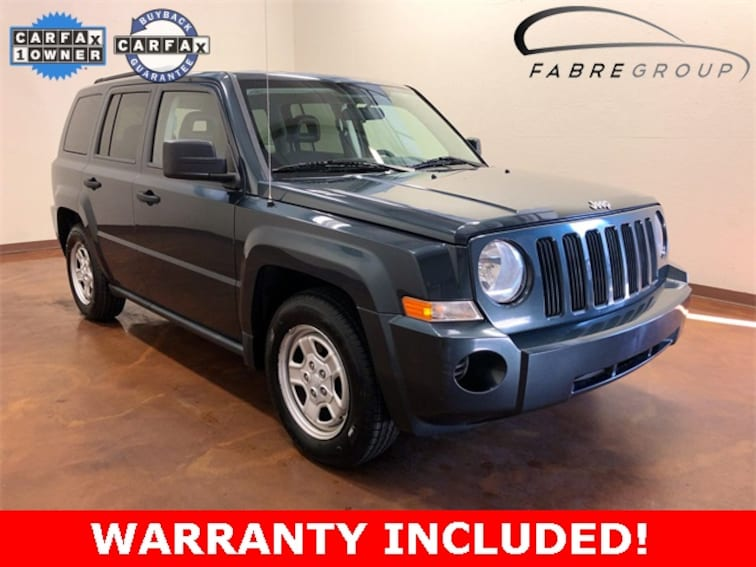 Used 2008 Jeep Patriot Sport SUV for sale in Baton Rouge