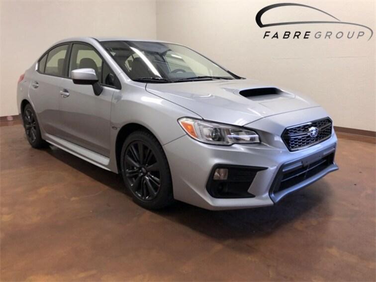 New 2019 Subaru WRX Sedan JF1VA1A60K9815296 for sale in Baton Rouge