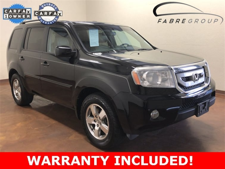 Used 2011 Honda Pilot EX-L SUV for sale in Baton Rouge