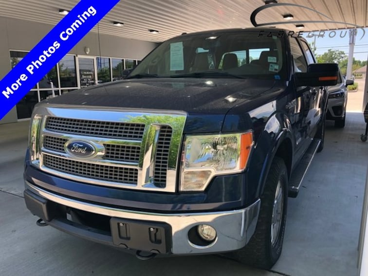 Used 2012 Ford F-150 Lariat Truck for sale in Baton Rouge