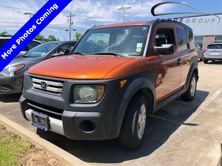 Used 2008 Honda Element LX SUV for sale in Baton Rouge