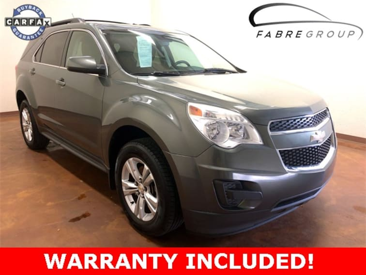 Used 2012 Chevrolet Equinox LT SUV for sale in Baton Rouge