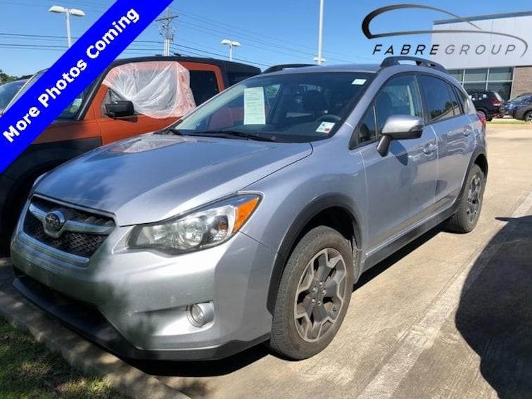 Used 2015 Subaru XV Crosstrek 2.0i Limited SUV for sale in Baton Rouge