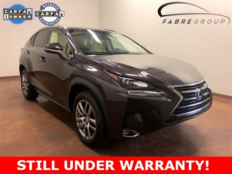 Used 2015 LEXUS NX 200t SUV for sale in Baton Rouge