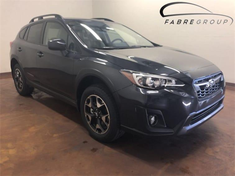 New 2019 Subaru Crosstrek 2.0i Premium SUV JF2GTADCXK8277678 for sale in Baton Rouge