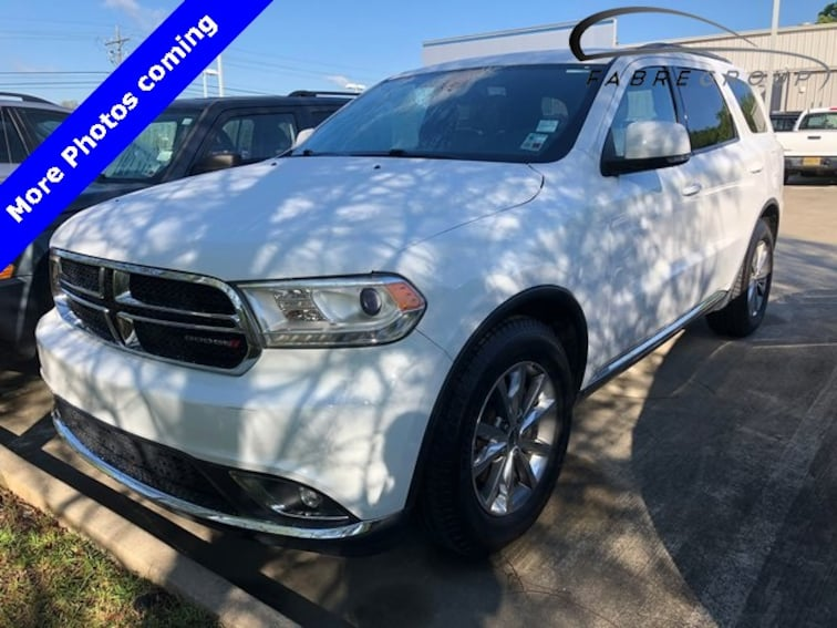 Used 2014 Dodge Durango Limited SUV for sale in Baton Rouge