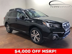 2019 Subaru Outback 3.6R Limited SUV 4S4BSENC1K3208940