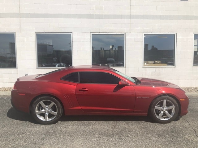Used Featured 2015 Chevrolet Camaro 1LT Coupe for sale in Cincinnati OH
