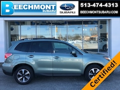 Used 2018 Subaru Forester 2.5i Limited SUV near Cincinnati, OH