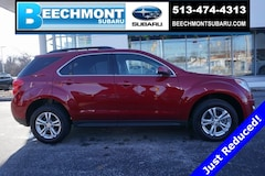 Used 2015 Chevrolet Equinox LT SUV FZ129574 in Cincinnati, OH