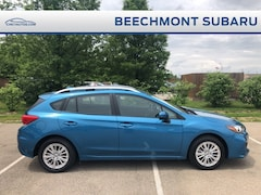 Used 2018 Subaru Impreza 2.0i Premium Hatchback for sale in Cincinnati, OH