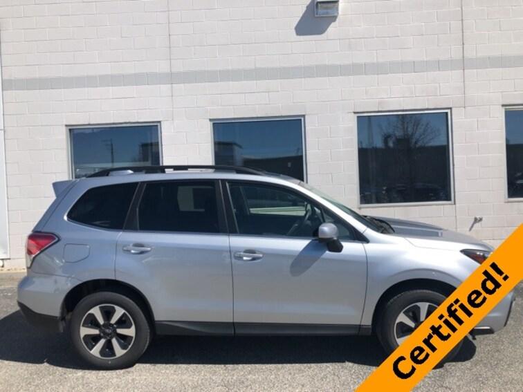 Used  2018 Subaru Forester 2.5i Limited SUV near Cincinnati, OH