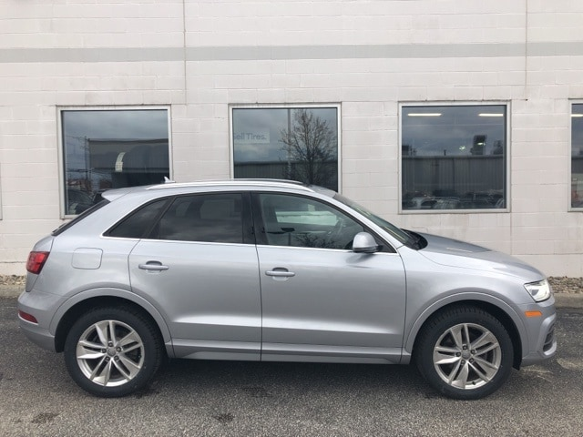 Used Featured 2016 Audi Q3 2.0T Premium Plus SUV for sale in Cincinnati OH