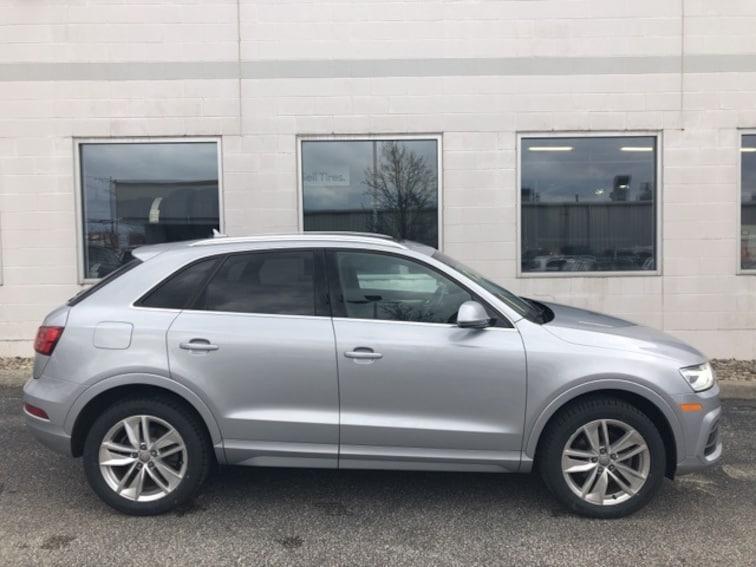 Used  2016 Audi Q3 2.0T Premium Plus SUV near Cincinnati, OH