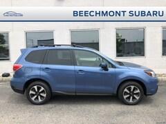 Used 2018 Subaru Forester 2.5i Premium SUV for sale in Cincinnati, OH