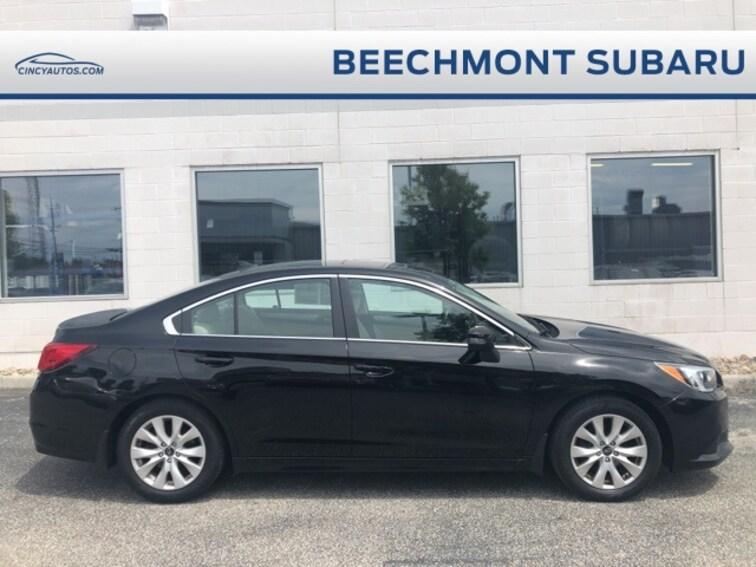 Used  2016 Subaru Legacy 2.5i Sedan near Cincinnati, OH