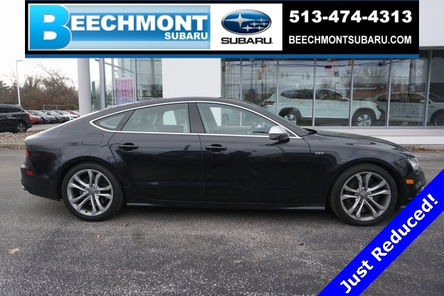 Used Featured 2013 Audi S7 4.0T Prestige Hatchback for sale in Cincinnati OH