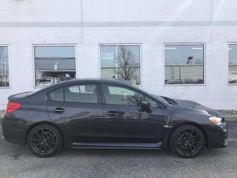 Used  2018 Subaru WRX Premium Sedan near Cincinnati, OH