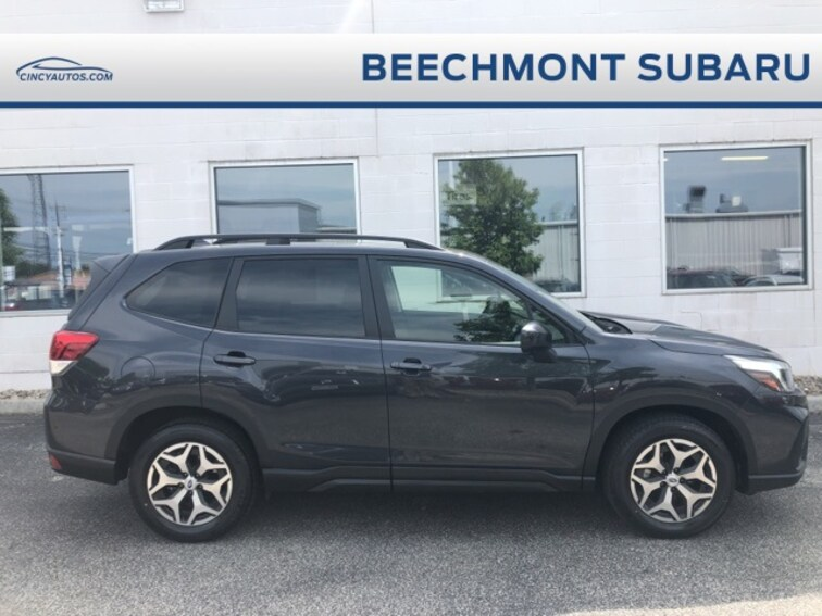 Certified Pre-Owned 2019 Subaru Forester Premium SUV in Cincinnati, OH