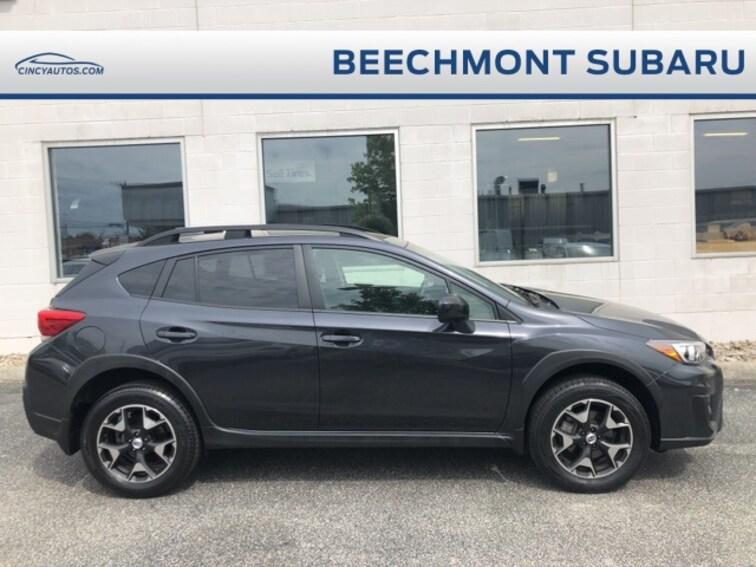 Used  2018 Subaru Crosstrek 2.0i Premium SUV near Cincinnati, OH