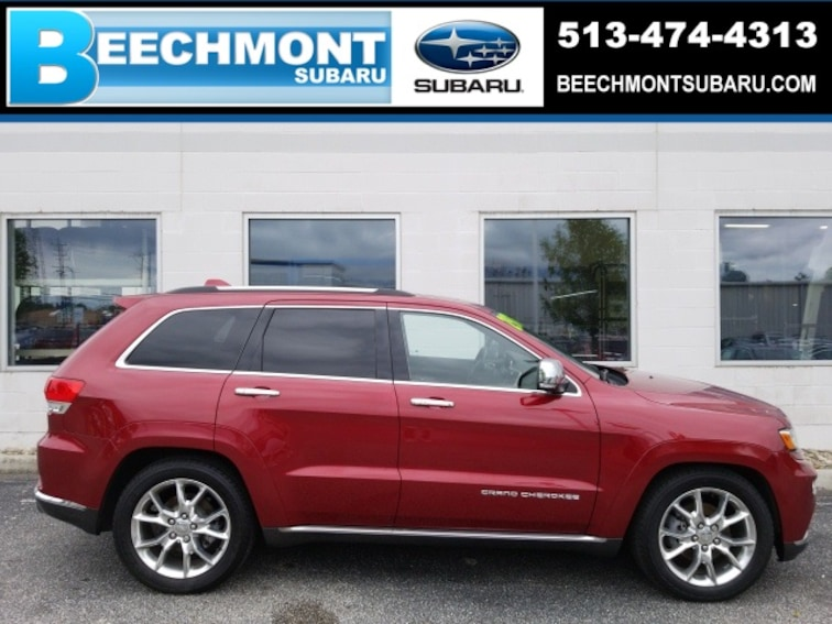 Used 2014 Jeep Grand Cherokee Summit SUV for sale in Cincinnati OH