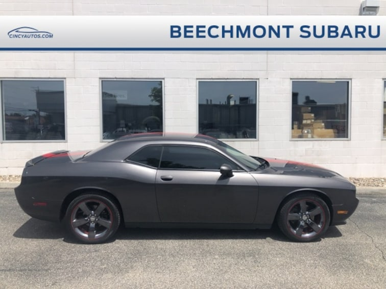 Used 2014 Dodge Challenger SXT Coupe for Sale | Beechmont