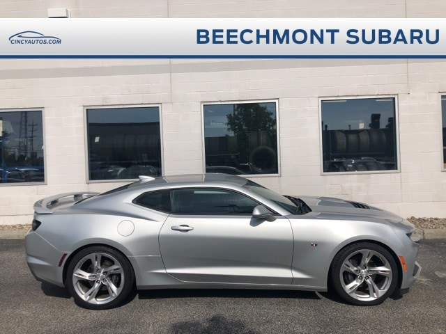 Featured 2019 Chevrolet Camaro SS Coupe for sale in Cincinnati OH