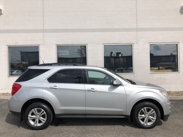 Used Featured 2013 Chevrolet Equinox LT SUV for sale in Cincinnati OH