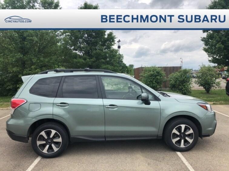 Used  2018 Subaru Forester 2.5i Premium SUV near Cincinnati, OH