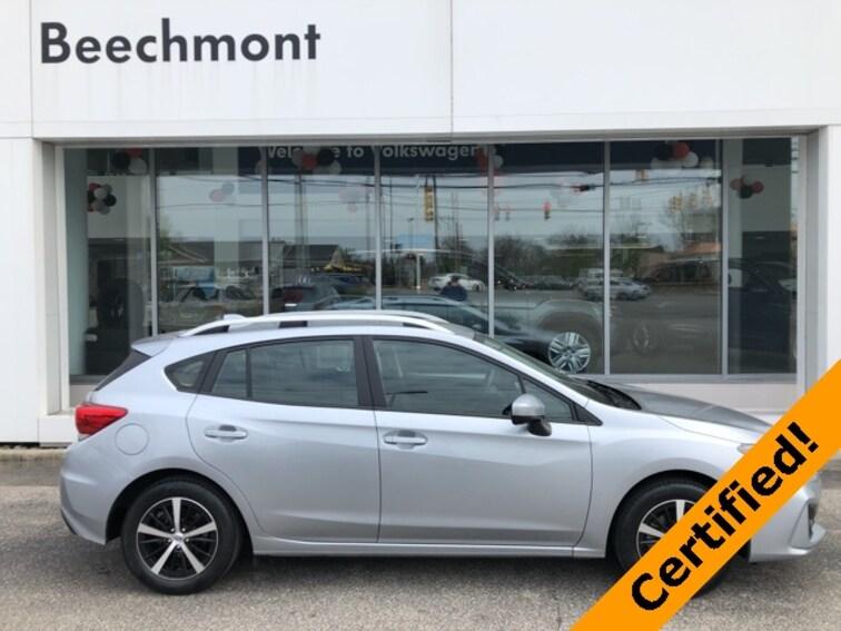 Used  2019 Subaru Impreza 2.0i Premium Hatchback near Cincinnati, OH