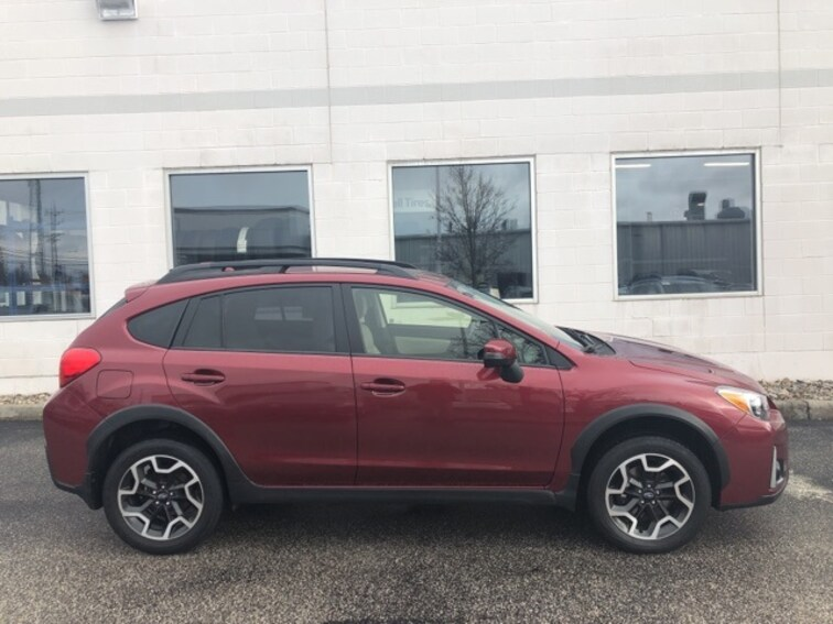 Certified Pre-Owned 2016 Subaru Crosstrek 2.0i Limited SUV in Cincinnati, OH