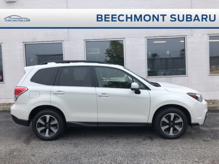 Used  2017 Subaru Forester 2.5i Limited SUV near Cincinnati, OH
