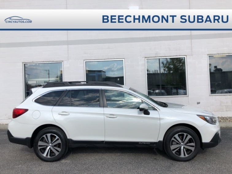 Used  2018 Subaru Outback 2.5i SUV near Cincinnati, OH