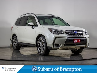2017 Subaru Forester 2.0XT LIMITED. TURBO. LEATHER SUV