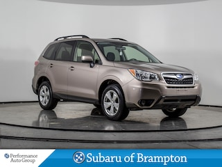 2015 Subaru Forester 2.5i CONVENIENCE PACKAGE. KEYLESS. HTD SEATS. AWD SUV