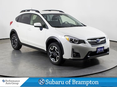 2016 Subaru Crosstrek TOURING. CAMERA. BLUETOOTH. SIRIUSXM. AWD. ALLOYS SUV