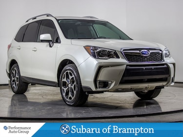 2014 Subaru Forester 2.0XT TOURING. AWD. HTD SEATS. ROOF. ALLOYS SUV