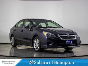 2014 Subaru Impreza 2.0i TOURING PACKAGE. AWD. BLUETOOTH. HTD SEATS Sedan